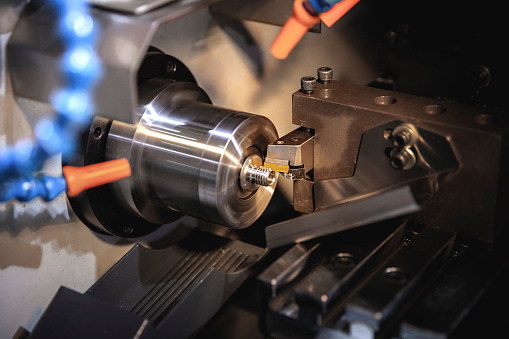 fabrikasi dan machining